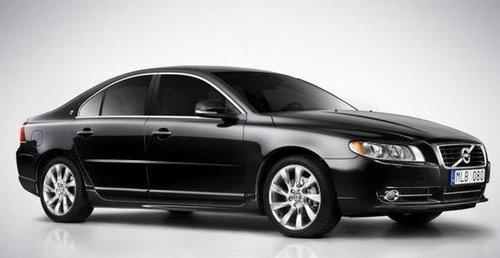 Volvo发布S80 Executive和V70 R-Design