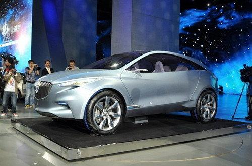 进一步发展 通用计划5年内推60余款新车