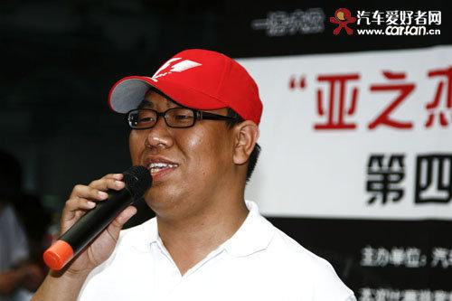 第四届北京高校卡丁车大赛激情谢幕