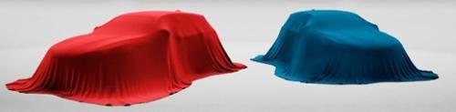 法兰克福发布 宝马全新1系预告图发布