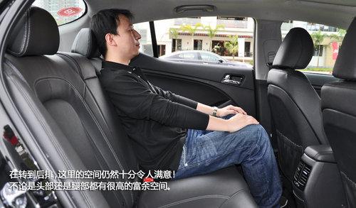 舒适的温和派 4款适宜家用的中型车推荐