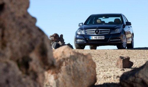 豪华入门高性能! 试驾2012款奔驰C350