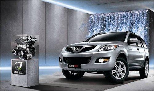 全球车主选择-哈弗SUV科技锻造卓越安全