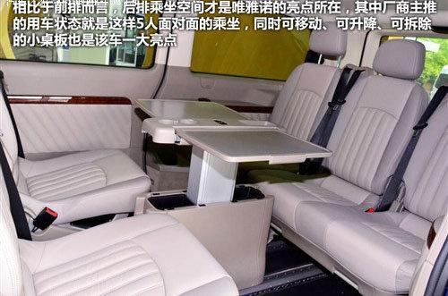 品质/配置大提升 实拍2011款奔驰唯雅诺