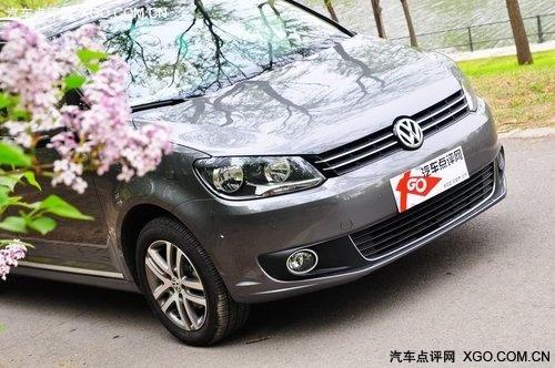 实用也是王道 静态体验上海大众新途安