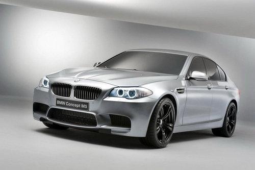 宝马新款M5将推四轮驱动版车型-操控升级 宝马M5将导入全时四轮驱动