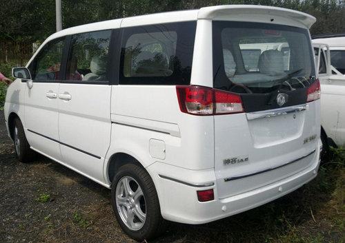 新增自动挡车型 帅客2.0L车型7月上市