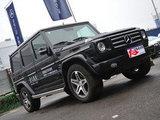 搭载V12发动机 奔驰或推出G65 AMG车型
