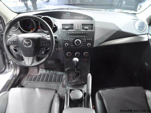国产全新马自达3三厢版计划于9月上市