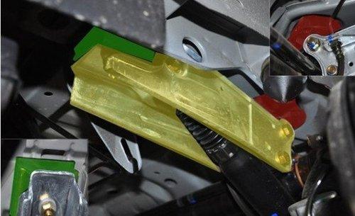 解析雪铁龙的后轮随动转向专利技术