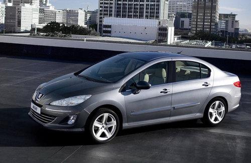 预计价格不变 东风标致将推2011款408