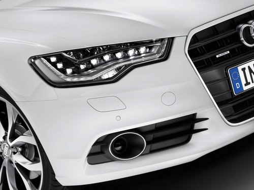 全新一代奥迪A6旅行版正式发布