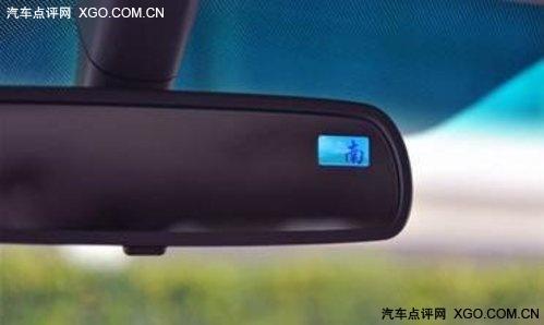 试驾体验比亚迪M6尊稳版 安全配置详解