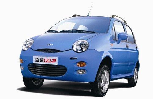 奇瑞QQ4月销量出炉 销12462辆再创佳绩