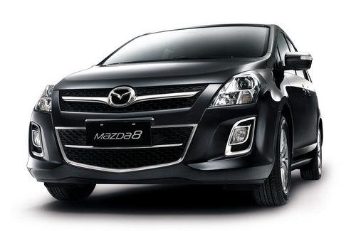 Mazda8搅局MPV市场 重塑公商务形象