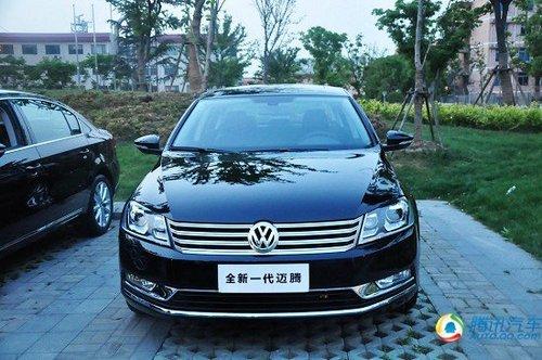 或于7月20日上市 全新一代迈腾亮相上海