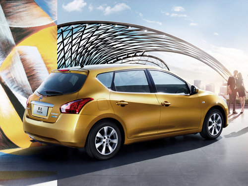 将推五款车型 新骐达确定5月28日上市