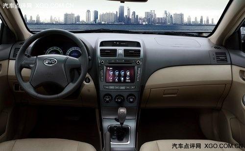 精英车型推荐 比亚迪L3舒适与进取之道