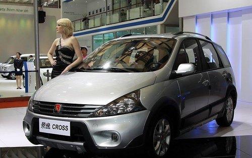 首推1.8L排量 景逸CROSS于5月26日上市