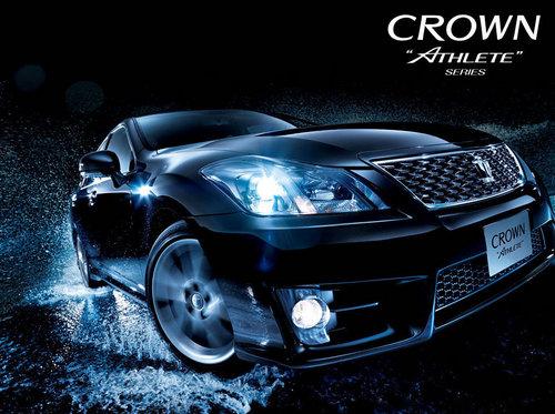 增新外观车型 丰田新皇冠将推出低配版