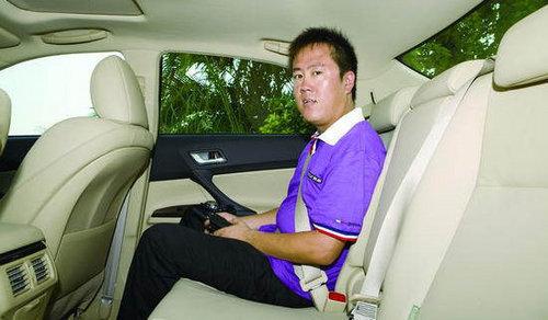 竞争力有所提升 试驾一汽丰田新款锐志
