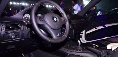 售价110.5万元 碳纤维车顶宝马M3上市
