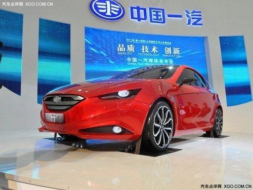 产品规划出炉 一汽奔腾3年推四款新车
