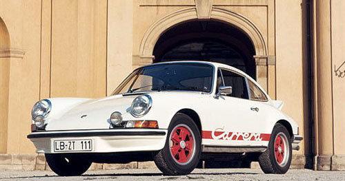 王者再临 试驾保时捷911 GT2 RS 3.6BT