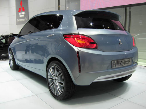 COLT/Global Small 三菱两款车明年国产