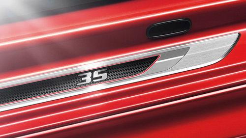 惊艳!高尔夫GTI 35周年纪念版全球首发