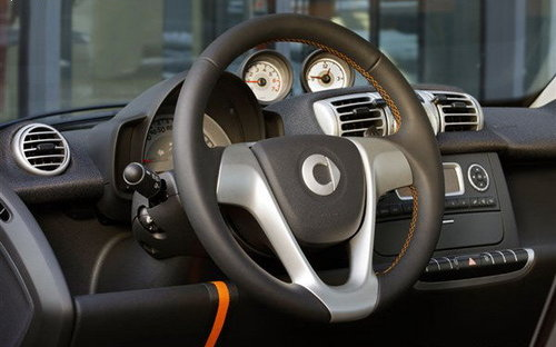 售14.8-19.8万 smart燃橙特别版上市