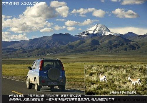 平均60岁全程1万公里 众泰车队挑战北极