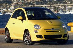 参考MINI标准 菲亚特500预售价19-25万