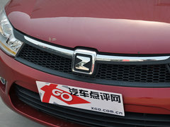 夹缝中生存的小型车 实拍众泰Z200BH