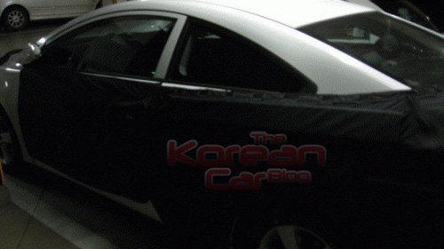 将推出R性能版 伊兰特Coupe于11月发布
