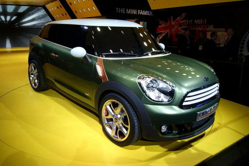 就在24日 MINI CLUBMAN Hampton 50上市