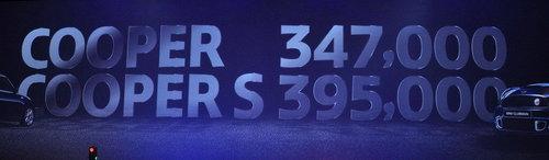 34.7/39.5万 50周年限量版Clubman上市