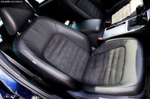 中型车焦点 迈腾B7L的四款竞争对手分析