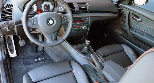 充满激情的玩物 试驾宝马1系M Coupe