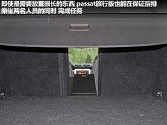 天生储物狂 大众旅行车Variant空间体验