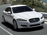 成都车展首车交付 捷豹2012年款XF投产
