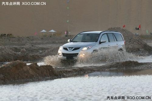 暴雨频发 长城汽车哈弗SUV尽显安全优势