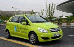 GLK率先国产 北京奔驰新发动机工厂启动