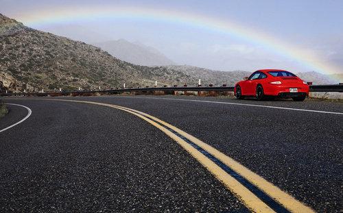闷骚客 试驾保时捷911 Carrera GTS
