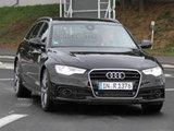 最大功率440马力 全新奥迪S6旅行版首曝