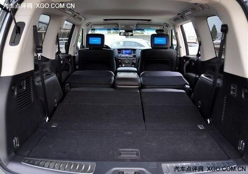 巨蟹男最相配的全尺寸SUV 因为大所以美