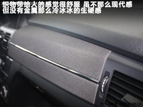 奔驰GLK国产实拍 将搭载2.0T引擎
