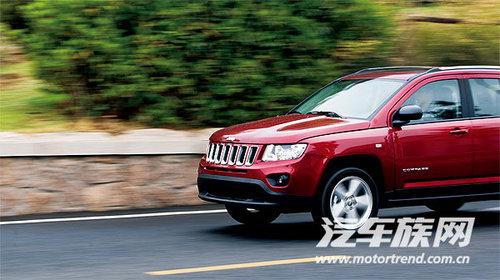 都市行者!试驾体验全新一代Jeep指南者
