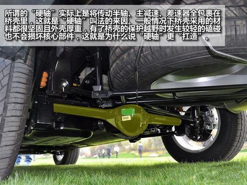 真越野要可靠 4款非独立悬架SUV推荐