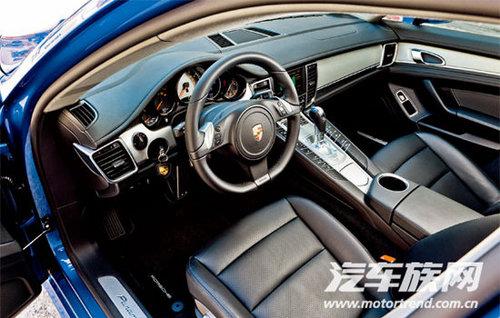 致敬保时捷 保时捷Panamera S Hybrid